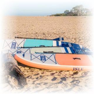 ISLE paddle board newsletter