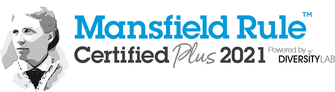Mansfield Certification Badge Plus 2021