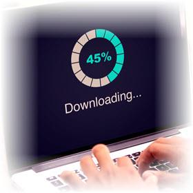 downloading files hubspot